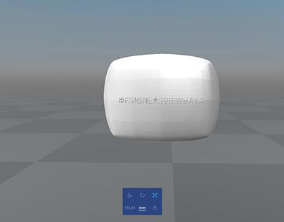 white cube 1