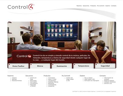 Web Control4