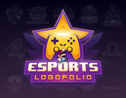 Esports logofolio