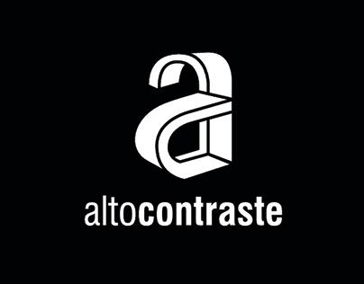 Altocontraste Logo