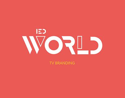 Tv branding, Ied World