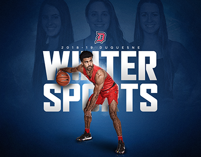 2018-19 Duquesne Winter Sports