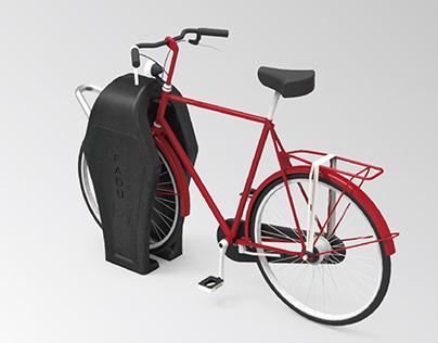 Bike rack | Bicicletero