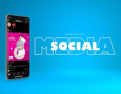Social Media - Shikba.com