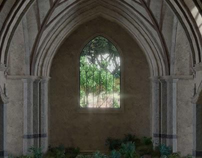 Cathedral Arch-Viz