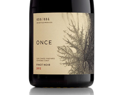 Once by Brack Mountain Winery