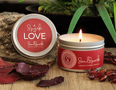 Soul Sparks Branding and Packaging