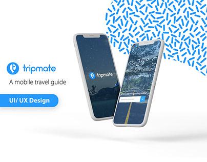 TripMate - UI/ UX Design