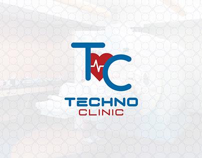 Techno Clinic Rebranding, Web Design & Social Media