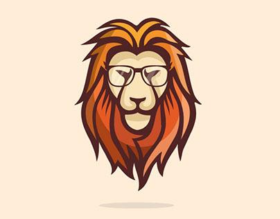 Lion, Sumo, Education and Fashion logo
