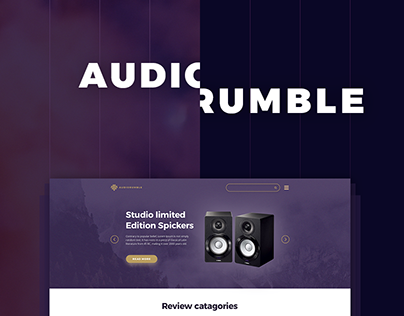 Audio Rumble