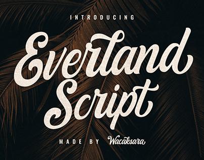 Everland Font
