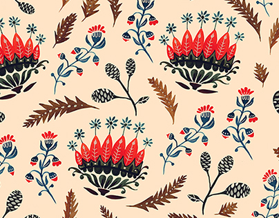 September heath pattern