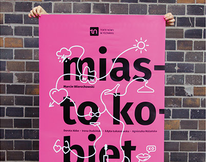 Plakaty teatralne