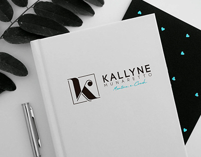 Identidade Visual- Kallyne Munaretto