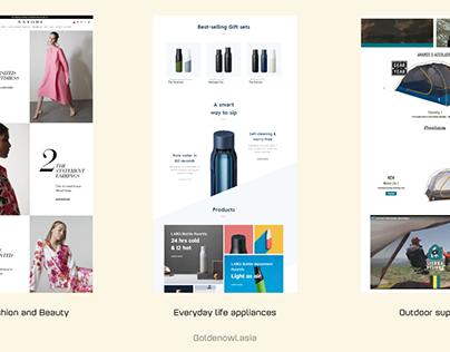 E-commerce Blog for IT company (Golden Owl)