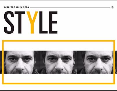 Style digital magazine
