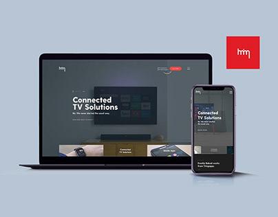 Tringapps - Revamp Branding / Website- Ux Case Study