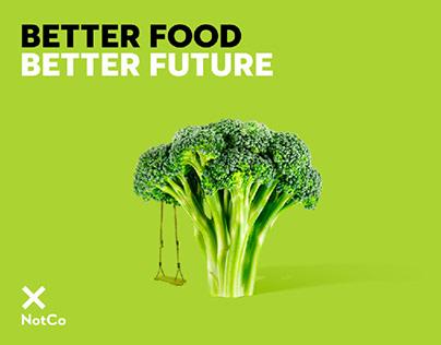 Better Food, Better Content - NotCo