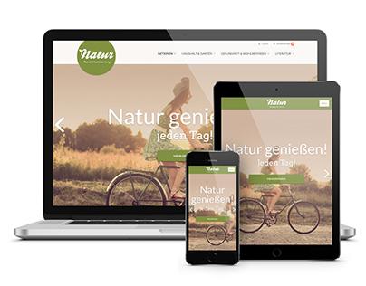 Marktplatz Natur Onlineshop
