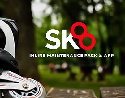SK8 Maintenance Pack & App