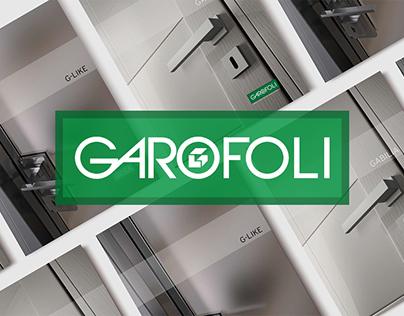 GAROFOLI - Editorial Design