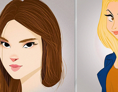 Ilustrações Digitais (Illustrator)