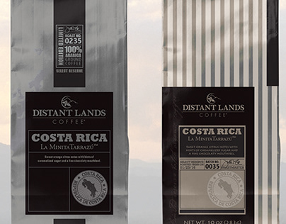 Concepts: Coffee Packaging