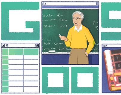Google Doodles - 2018