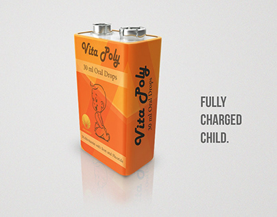 VITA POLY | fully charged child.