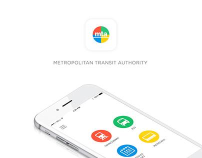 MTA Redesign