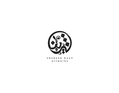 "Shereen Nagy ""Artworks"" | Logo | Vol2 | Egypt"