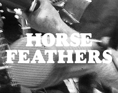 Horse Feathers 2018 EU/UK Tour (Trailer)