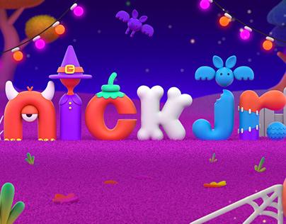 Nick Jr. Halloween 2019 Campaign