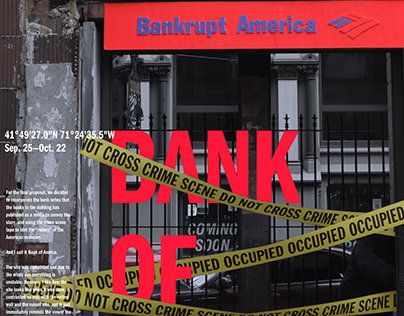 [2015 Fall] Bank of America