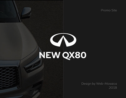 Infiniti QX80 Promo