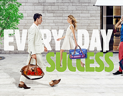 Fit Fabric. Everyday Success.