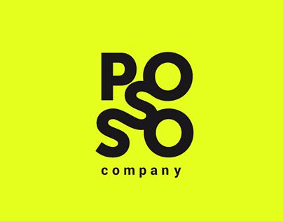 Posso Company Landing Page