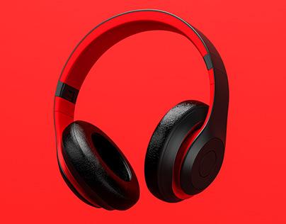 Headphones Renders