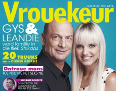 Vrouekeur Magazine 17 April 2015