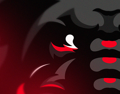 'Warlords Club' Logo Project