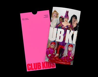 Club Kids Museum Brochure