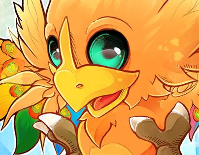 """Final Fantasy """"Nostalgia"""" Phoenix"""