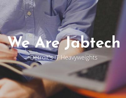 Jabtech Website