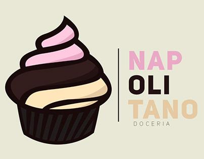 Identidade Visual Napolitano Doceria