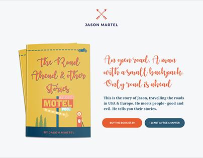 Landing Pages Set / Ebook Promo 02