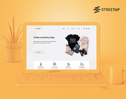 StreeTap - Fashion eCommerce Theme