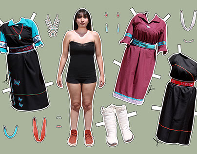 Modern/Real Life Paper Doll