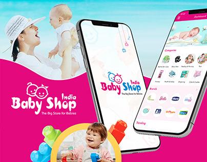 Baby Shop India Ecommerce App