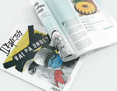 Editorial | Revista II Palitos